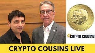 Crypto Cousins Live Episode 1