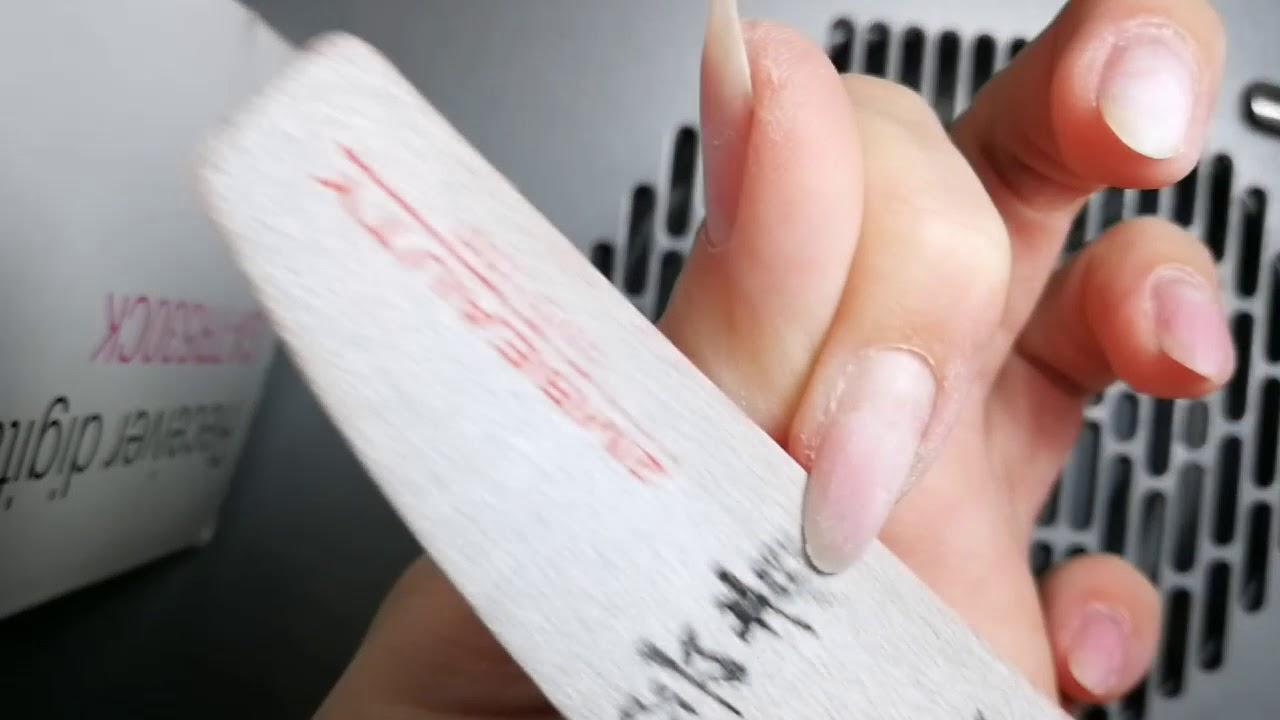 Pregatirea unghiei pentru gel