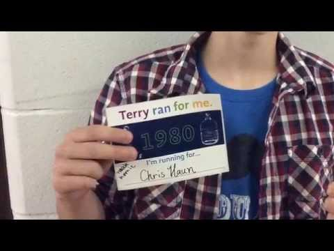 Connect Charter School - Terry Fox Run 2014