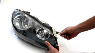 Plastic Fusion Headlight Repair