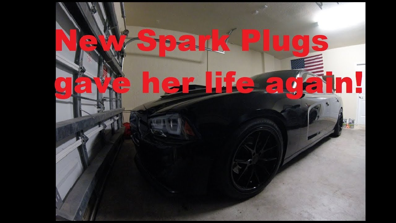 Dodge Charger Spark Plugs