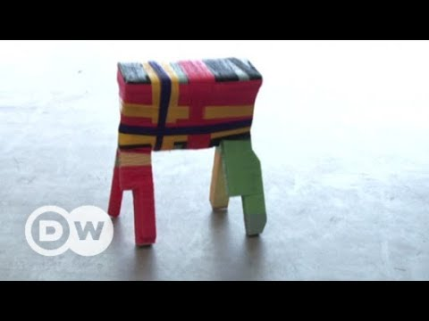 High Five: Off-the-wall furniture | DW English