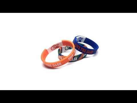 Florida Gators Custom Wristband By Deuce Brand