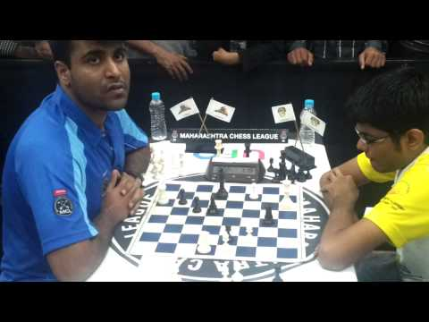 Long clip of Srinath – Kore game from Finals
