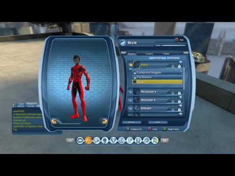 Dcuo roleplay fast crew #2 mission