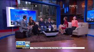 Video Talk Show Pemain Film 'Kapan Kawin' - IMS download MP3, 3GP, MP4, WEBM, AVI, FLV Oktober 2018