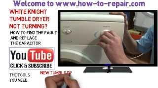 Drive Belt For White Knight Tumble Dryer Drum Not Spinning