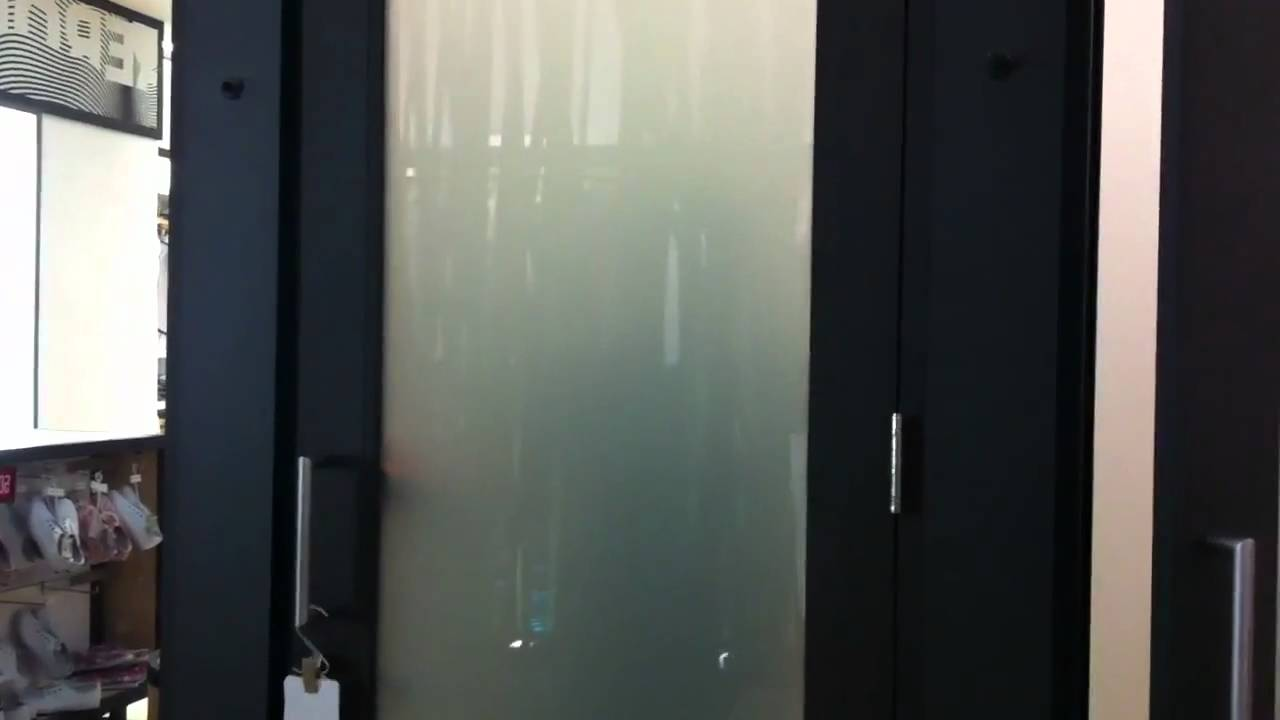 Change Room Door Youtube