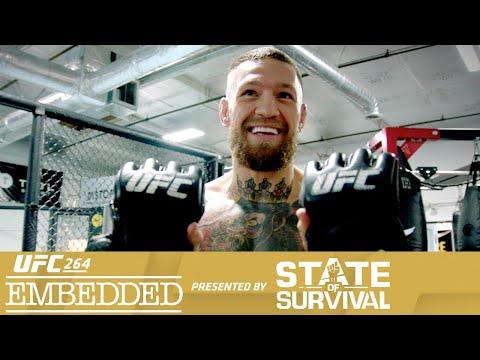 UFC 264 Embedded: Vlog Series - Episode 4