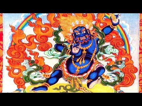 Mantra Remove Negative Energy and Banish Evil: Vajrapani Bodhisattva - Om Vajrapani Hum Chanting