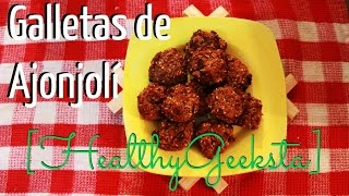 [HealthyGeeksta] Galletas Saludables ♥ Thumbnail