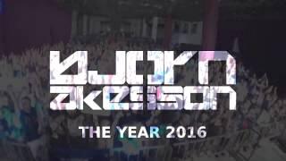 Bjorn Akesson 2016 Tour Recap