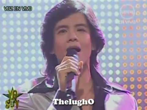 """Yo Soy Camilo Sesto """"Melina"""" ( 09/07/2012 ) Yo Soy [ 2da Temporada ]"""