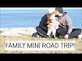 MINI ROAD TRIP TO THE BEACH ☀️