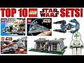 Top 10 LEGO Star Wars Sets That Should Be REMADE or RERELEASED!