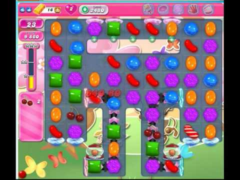 how to solve level 2065 candy crush