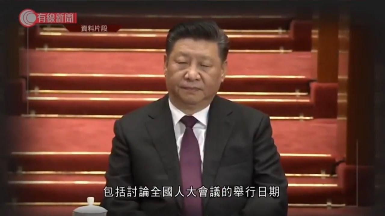 全國人大常委會視像會議 討論兩會重開日期 - 20200426 - 香港新聞 - 有線新聞 CABLE News - YouTube