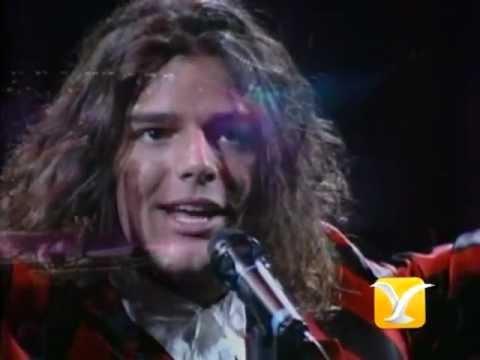 Ricky Martin, Fuego contra fuego, Festival de Viña 1993