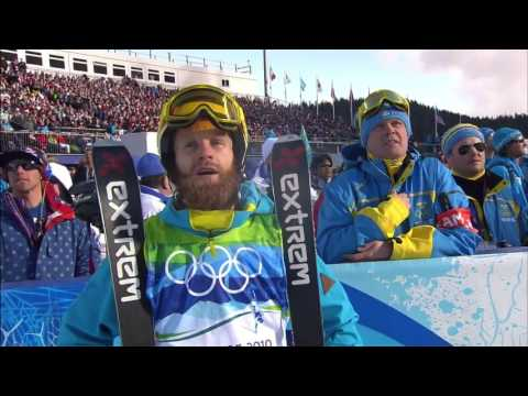 Men's Moguls Qualification Full Event   Vancouver 2010 Winter Olympics
