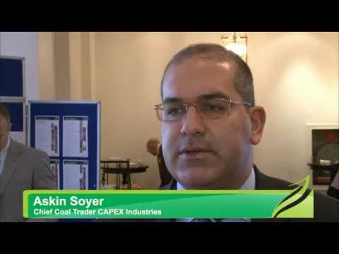 Askin Soyer, Chief Coal Trader, CAPEX Industries at Russian & CIS Coal Summit 2012