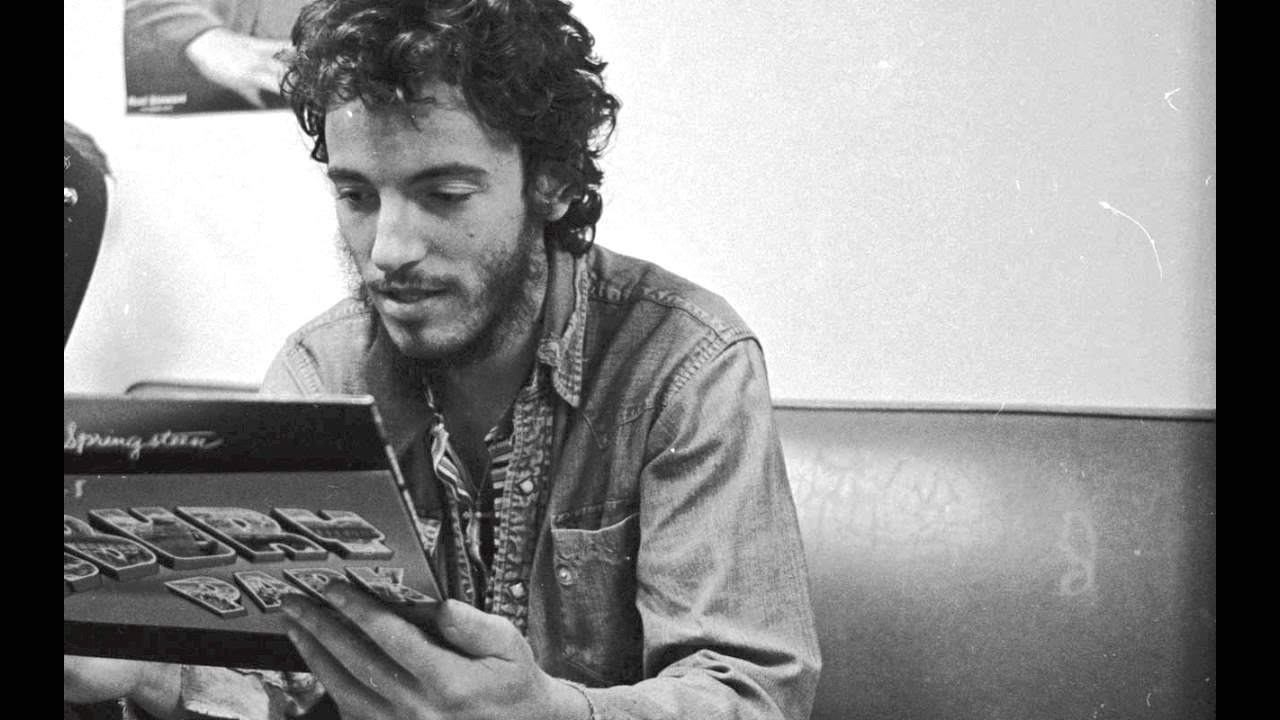 Review Greetings From Asbury Park Nj Bruce Springsteen 1973