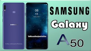 Samsung Galaxy A50 (2019) Specifications, Price, Release Date, First Look (Concept)