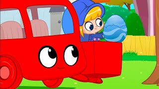 My Easter Egg Hunt   Kids Cartoon   Mila and Morphle - Official Channel