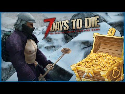 ПОГНАЛИ ИСКАТЬ КЛАД! ГДЕ СОКРОВИЩА? ● 7 Days to Die #11