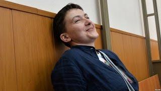 Приліт Надії Савченко (пряма трансляція)
