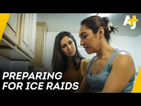 ICE Raids Doomsday: Here's How One Immigrant Prepares | Direct From With Dena Takruri - AJ+