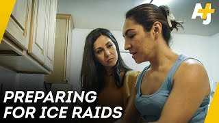 ICE Raids Doomsday: Here's How One Immigrant Prepares   Direct From With Dena Takruri - AJ+