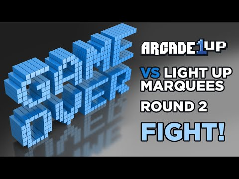 WHY I Created My Own Arcade1Up Mortal Kombat II Marquees Graphics! from Jon Caron