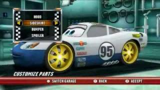 Game Trailer for Disney/Pixars Cars Race-O-Rama from THQ on Nintendo Wii