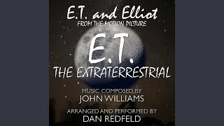 "E.T.-The Extra Terrestrial: ""E.T. And Elliott "" the Motion Picture Score for Solo Piano (Single)"