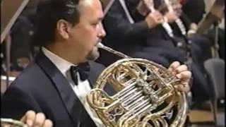 第2楽章 21:20~ 第3楽章 28:23~ NHK交響楽団.