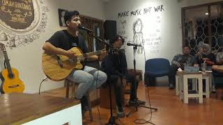 "Download Video Goo Goo Dolls - ""Iris"" - cover Erwin & Anas (acoustic cover) Pengamen keren MP3 3GP MP4"