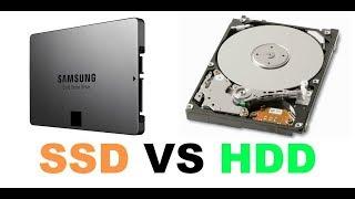 Что Такое SSD ДИСК? Сравнение HDD vs SSD. Какой Купить? Ssd как Выбрать