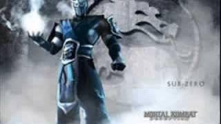 Mortal Kombat theme - Test your might