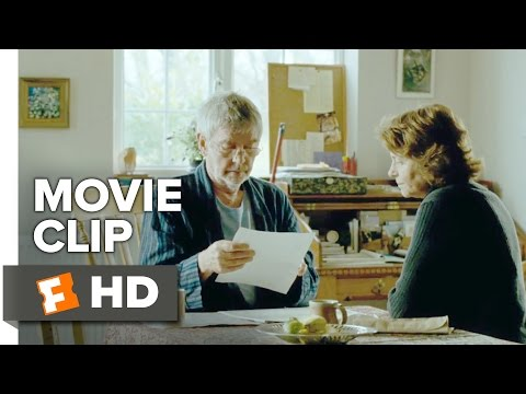 45 Years Movie CLIP - The Letter (2016) - Charlotte Rampling, Tom Courtenay Movie HD