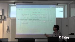 SeminariosTides - Bayesian models for cost-effectiveness analysis in the presence...