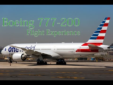 American Airlines 777-200 Experience!! London to Dallas/Fort Worth!