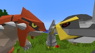 Minecraft Mods : PIXELMON ELITE RANDOM BOX BATTLE - Legendary Pokemon!