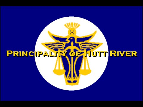 「National Anthem」Principality of Hutt River - It's a hard land
