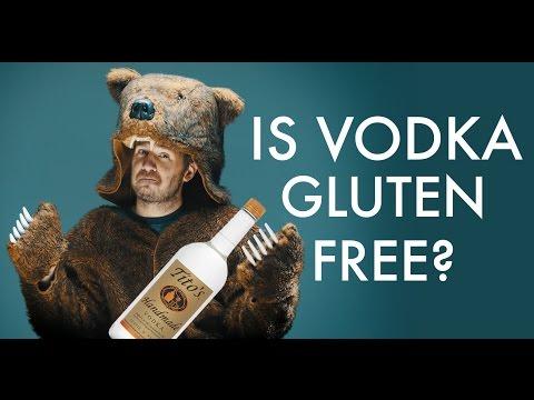 Is Vodka Gluten Free?