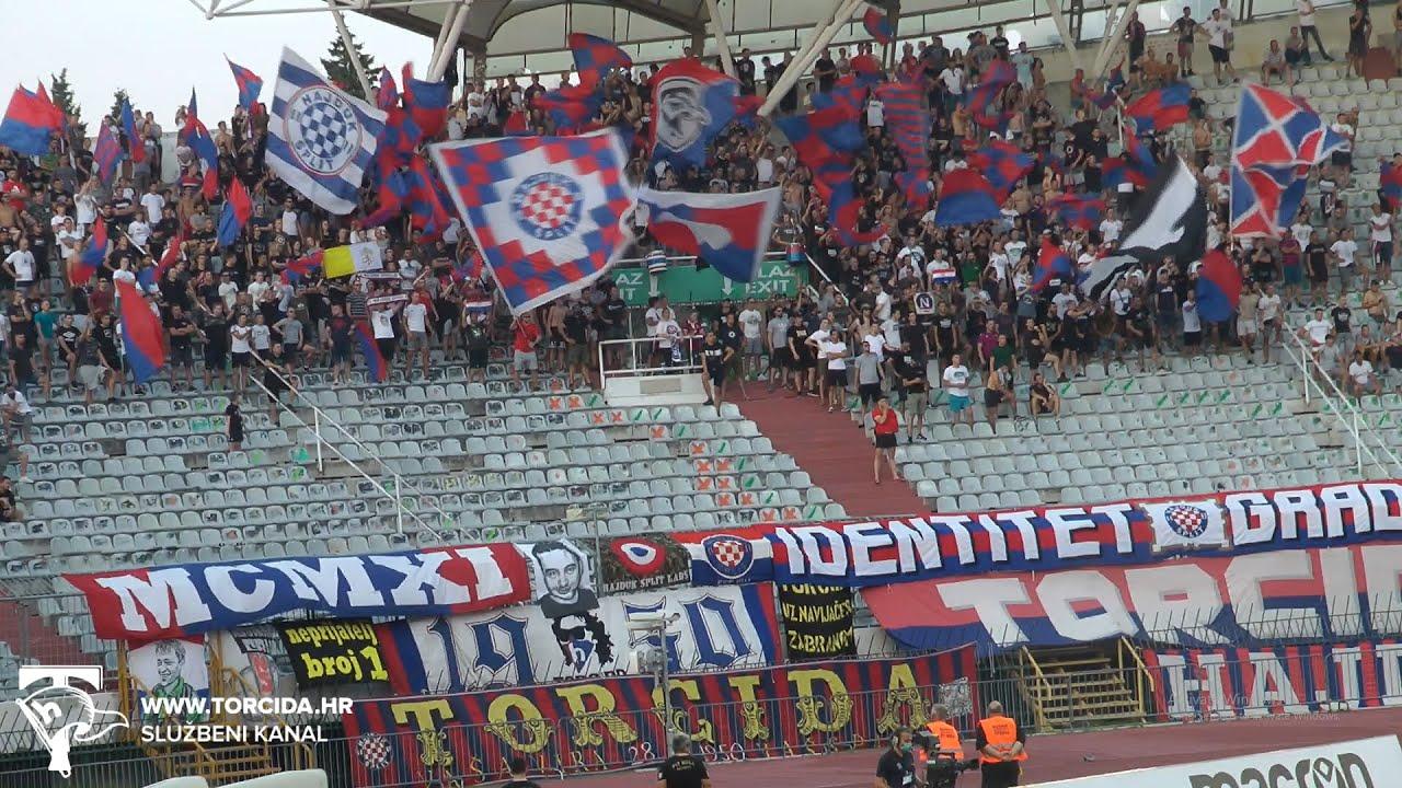 Torcida Split / HNK Hajduk Split - NK Osijek 0:1 (33. kolo HT Prva Liga)