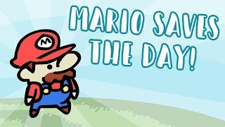 Mario Saves The Day! thumbnail