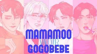 MAMAMOO - gogobebe -Japanese ver.-