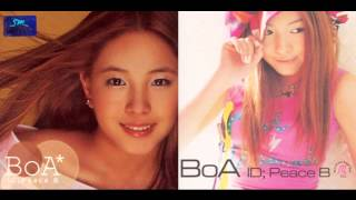 Download BoA - ID;Peace B 좌우 MP3 song and Music Video