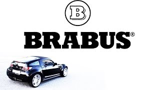 Smart BRABUS Xclusive ROADSTER 2006