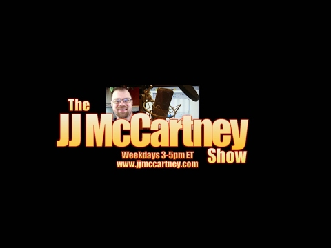 JJ McCartney Show LIVE Tuesday March 14th 2017 NYC Blizzard/Scott Adams 855-853-5227